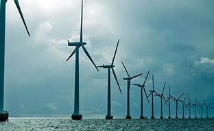 Wind op Zee